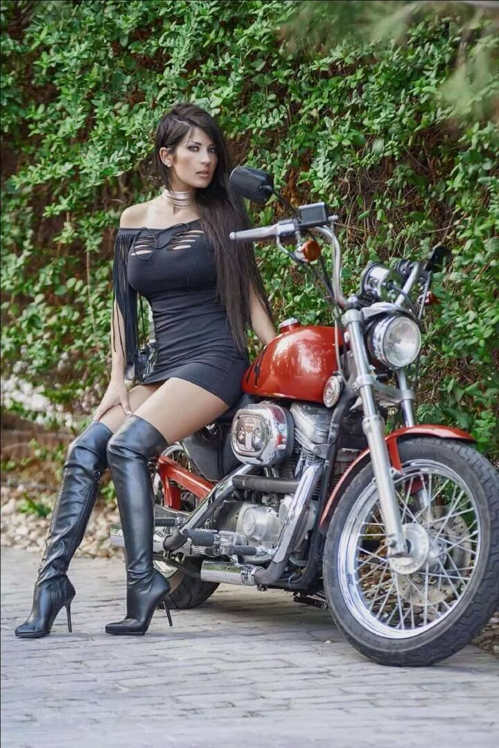 Think, what Girls on harley motorcycles firmly convinced
